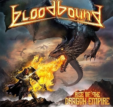 BLOODBOUND - 2019 - Rise of the Dragon Empire