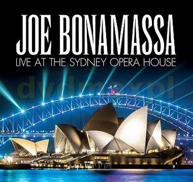 BONAMASSA, JOE - 2019 - Live At The Sydney Opera House