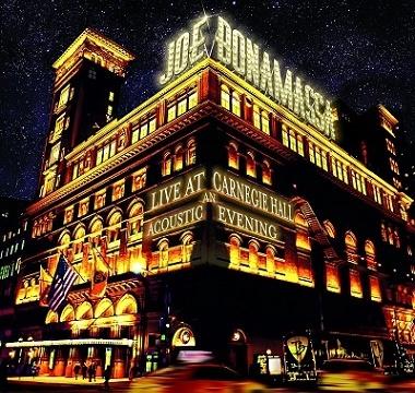 BONAMASSA, JOE - Live At Carnegie Hall - An Acoustic Evening