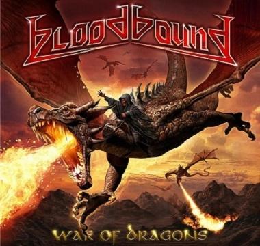 Bloodbound - 2017 - War Of Dragons