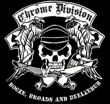 CHROME DIVISION - 2008 - Booze, Broads & Beelzebub