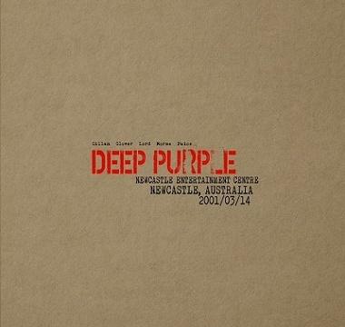 DEEP PURPLE - 2019 - Live Newcastle 2001
