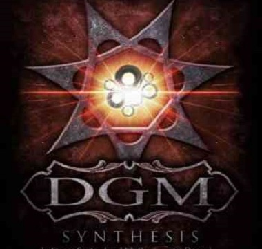 DGM - 2010 - Synthesis (CD)
