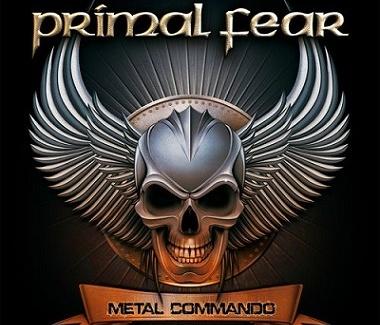 PRIMAL FEAR - Metal Commando