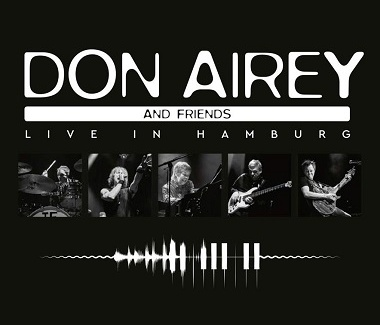 DON AIREY & FRIENDS – Live in Hamburg