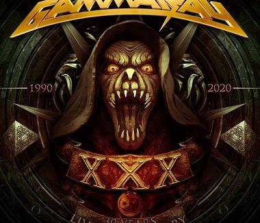 Gamma Ray - XXX years