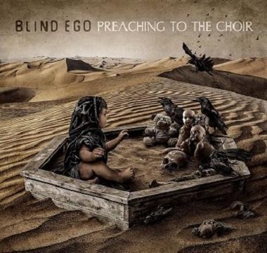 BLIND EGO - 2020 - Preaching To The Choir