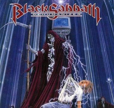 Black Sabbath - 1992 - Dehumanizer