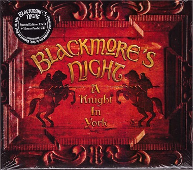 Blackmore's Night - 2012 - A Knight In York (DVD)