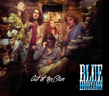 Blue Horizon - 2015 - Out Of Blue (Ep.)