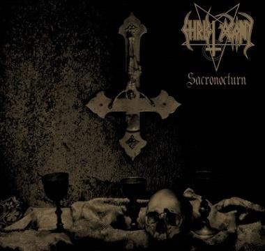 CHRIST AGONY - 1990- Sacronocturn