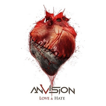 ANVISION - Love & Hate