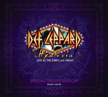 Def Leppard - 2013 - Viva Hysteria!