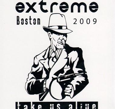 Extreme - 2010 - Take Us Alive