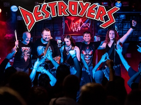 destroyers-band