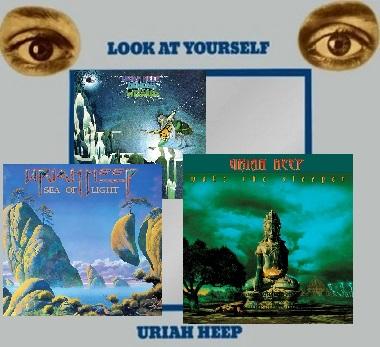 Uriah Heep - TOP