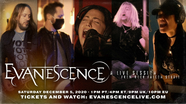 evanescence-online-show