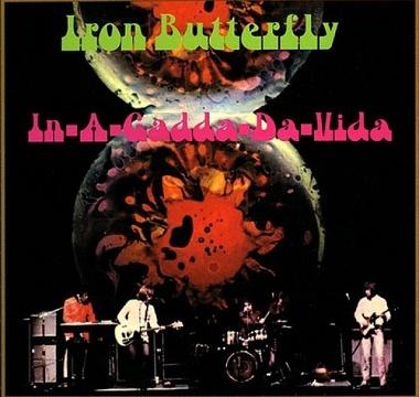Iron Butterfly - In - A - Gadda - Da - Vidda