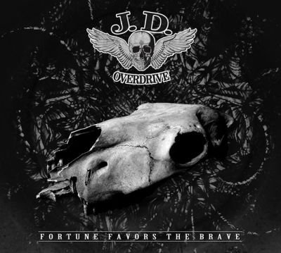 J. D. Overdrive - 2013 - Fortune Favors The Brave
