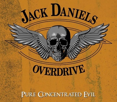 Jack Daniels Overdrive - 2008 - Pure Concentrated Evil (Ep.)