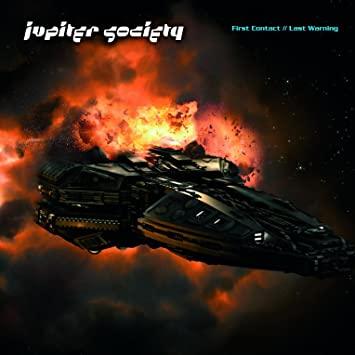 Jupiter Society – First Contact-Last Warning