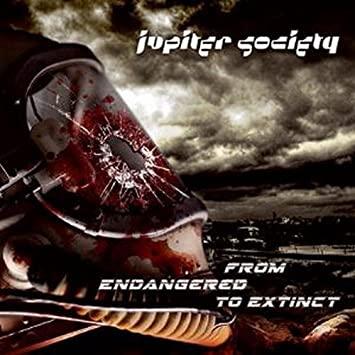 Jupiter Society - 2013 - From Endangered to Extinct