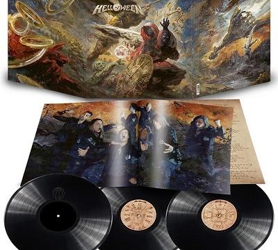 Helloween - vinyl 2021