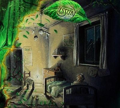 ISSUN - Dark Green Glow