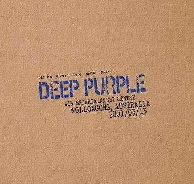 DEEP PURPLE – Live In Wollongong 2001