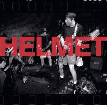 Helmet - live