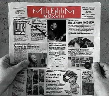 MILLENIUM - 2018 - MMXVIII