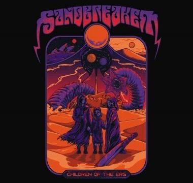 SANDBREAKER - 2021 - Children of the Erg